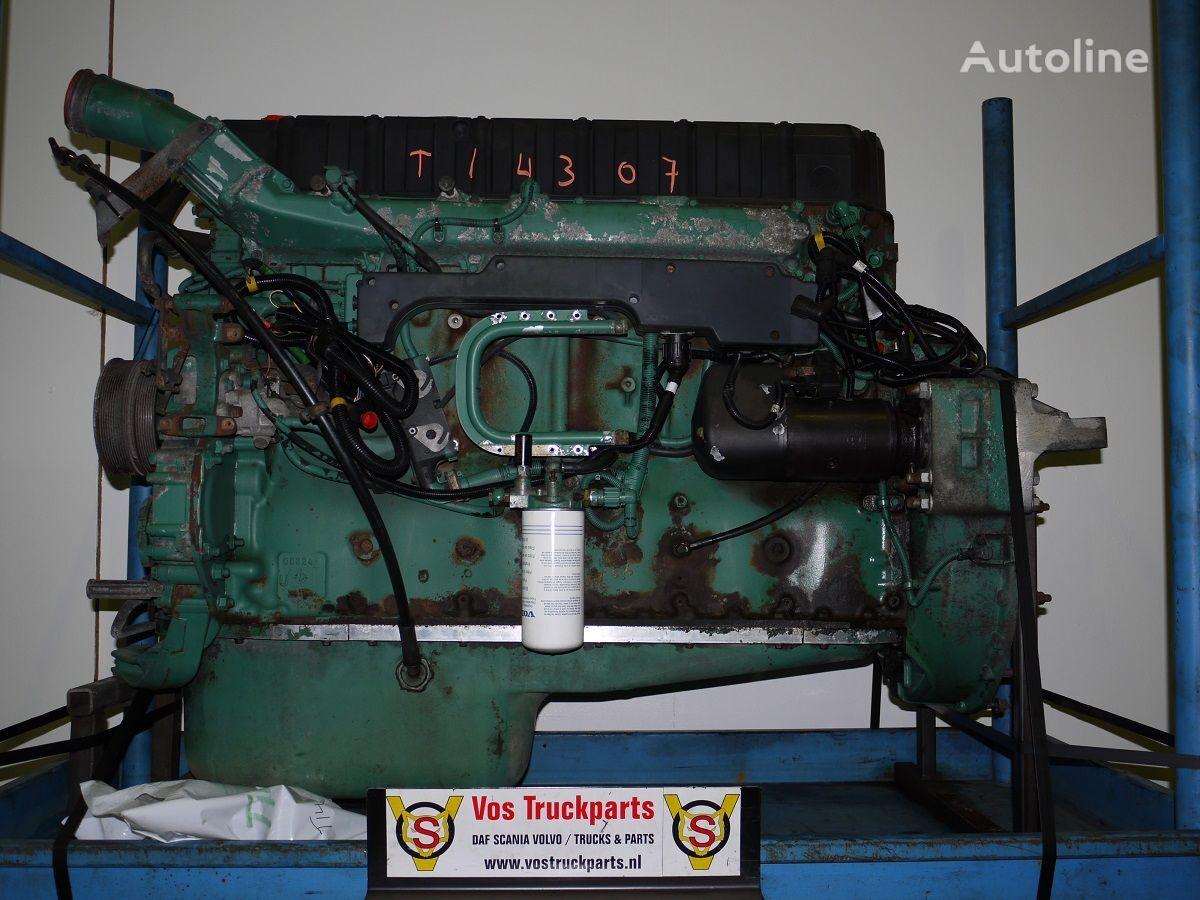 двигатель VOLVO D12C-340 EC96 EPG для грузовика VOLVO D12C-340 EC96 EPG