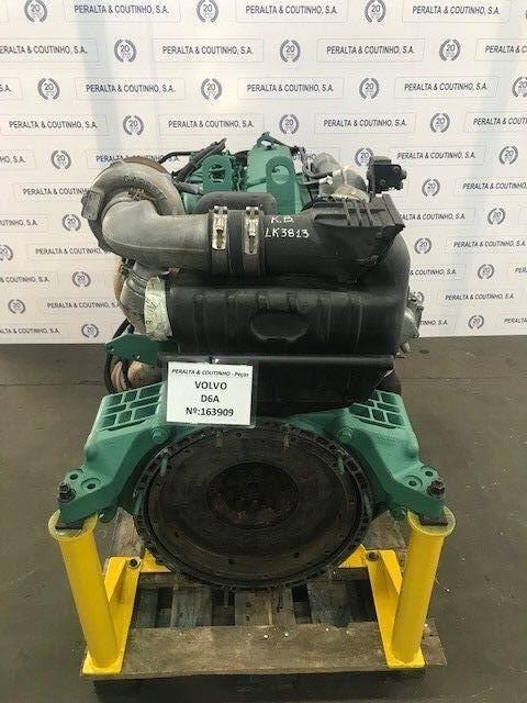двигатель VOLVO D6A для грузовика