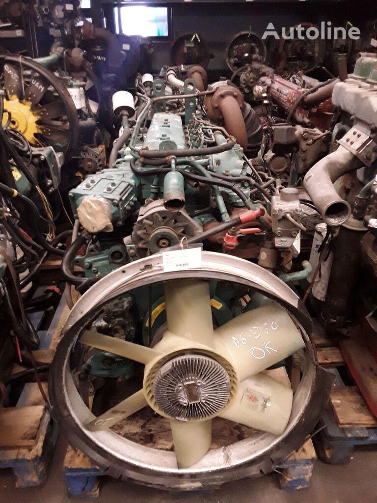 двигатель VOLVO D6A210 EC96 для тягача