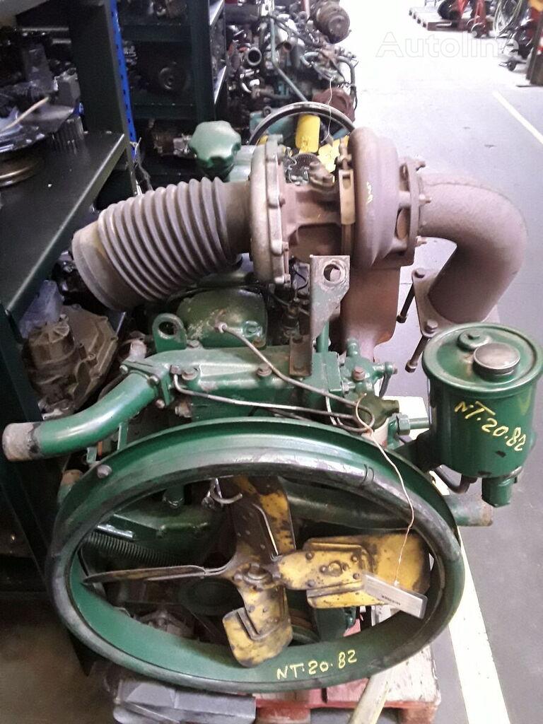 двигатель VOLVO TD100B для тягача