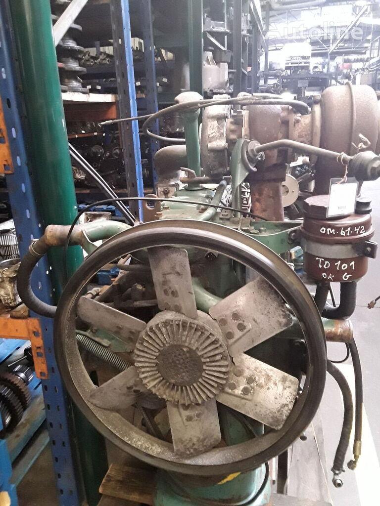 двигатель VOLVO TD101G для тягача
