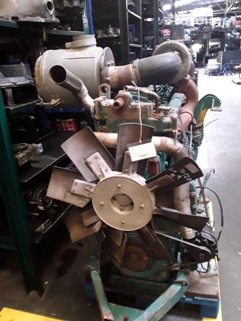 двигатель VOLVO TD120A для тягача