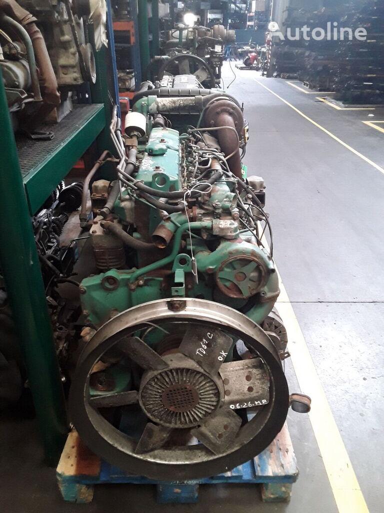 двигатель VOLVO TD61C для тягача