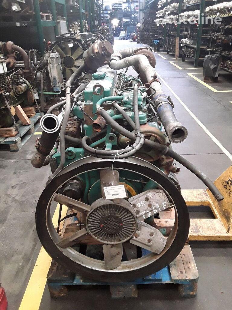 двигатель VOLVO TD61F для тягача