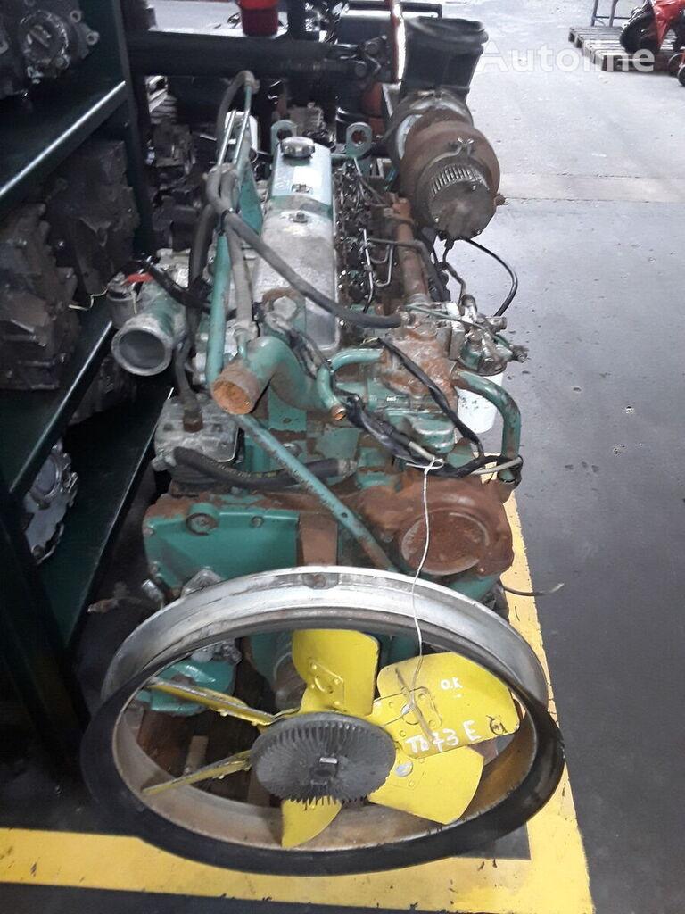 двигатель VOLVO TD73E для тягача