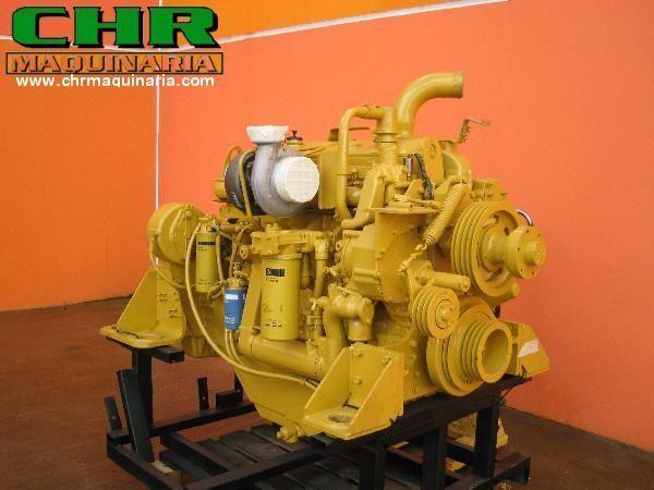двигатель CATERPILLAR для экскаватора