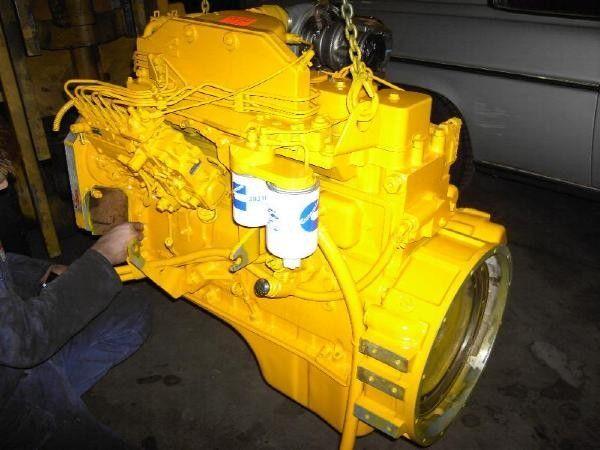 двигатель CUMMINS 6 BT 5.9 для другой спецтехники CUMMINS 6 BT 5.9