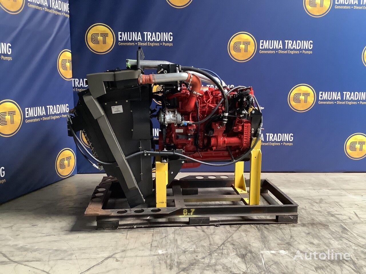 новый двигатель CUMMINS QSB6.7