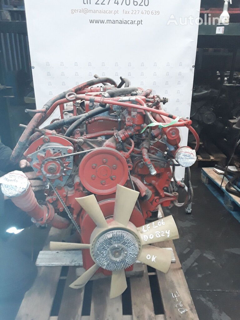 двигатель D0824 LFL06 для тягача MAN