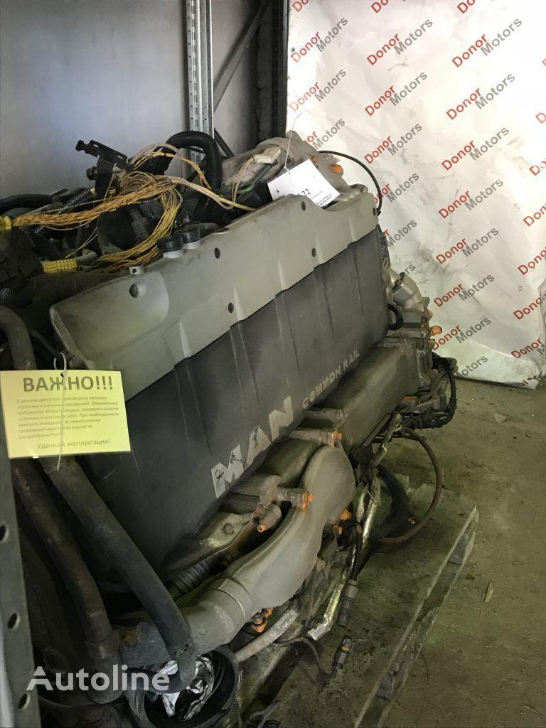 двигатель D2676LF22 для тягача MAN TGS