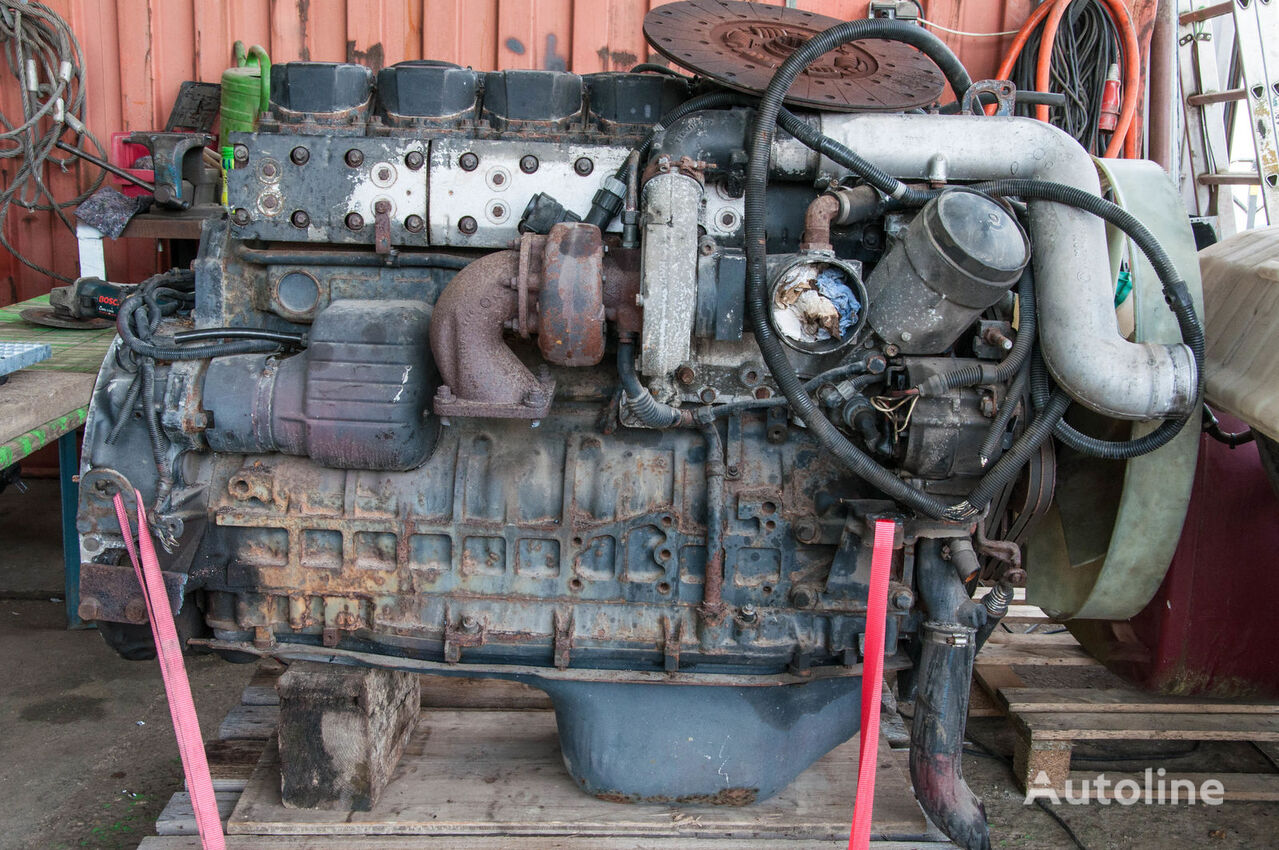 двигатель D2866LF31 для грузовика MAN 18.414 F2000