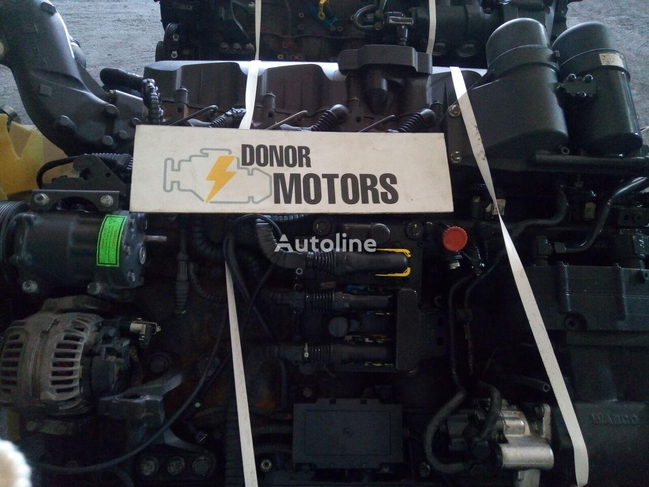 двигатель DAF MX340 для тягача XF 105