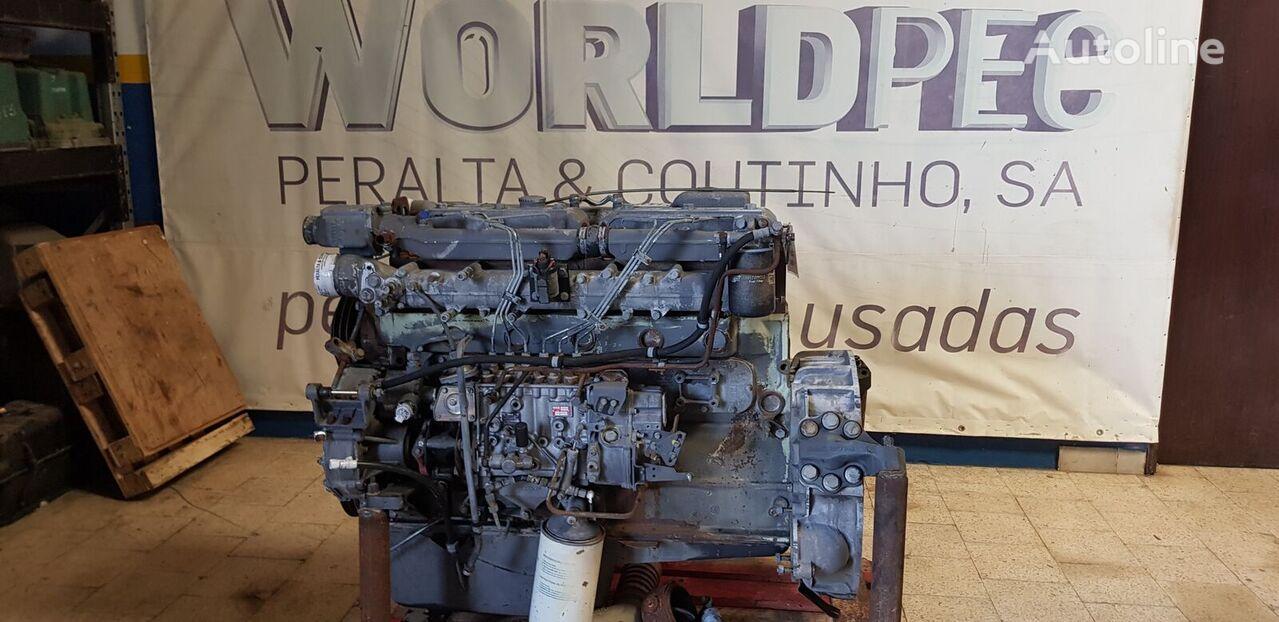 двигатель DAF RS222 M - 300 HP для грузовика DAF CF 75