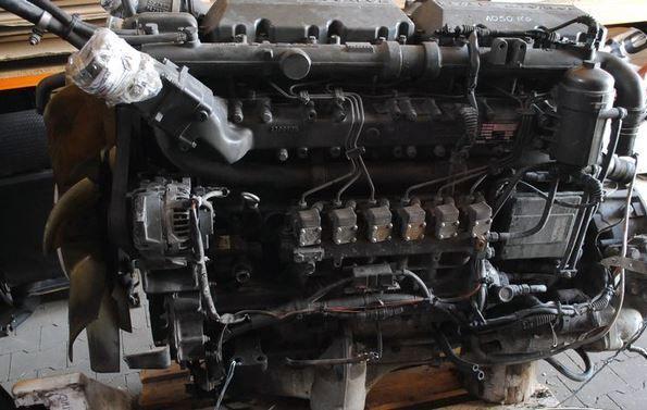 двигатель DAF XE315C для грузовика