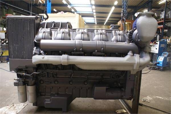 двигатель DEUTZ BF10L513 для экскаватора DEUTZ BF10L513