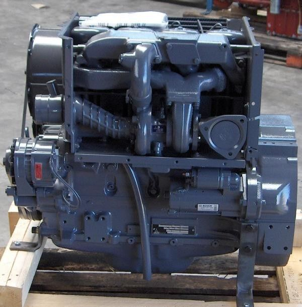 двигатель DEUTZ BF4L913 для генератора DEUTZ BF4L913