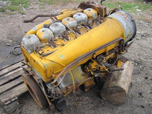 двигатель DEUTZ BF6L913 для экскаватора