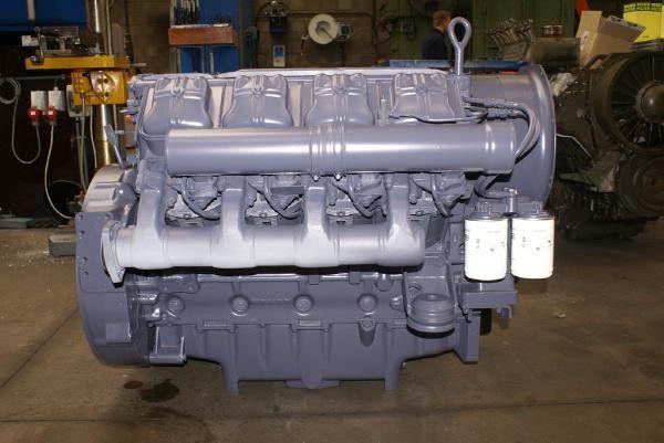 двигатель DEUTZ F8L513 для экскаватора DEUTZ F8L513
