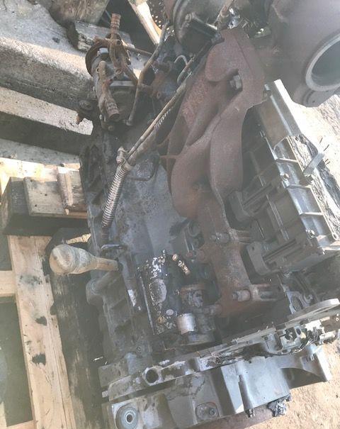 двигатель DEUTZ-FAHR TCD 6.1 L6 для трактора по запчастям
