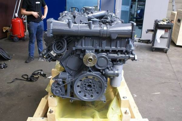 двигатель DEUTZ NEW ENGINES для экскаватора DEUTZ NEW ENGINES