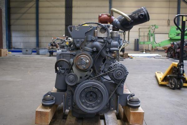 двигатель DEUTZ TDC2012 L04 2V для подъемника