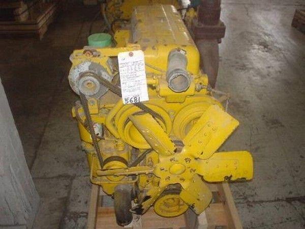 двигатель Detroit 4-53 N для другой спецтехники Detroit 4-53 N