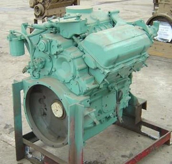 двигатель Detroit 6V53 для другой спецтехники Detroit 6V53