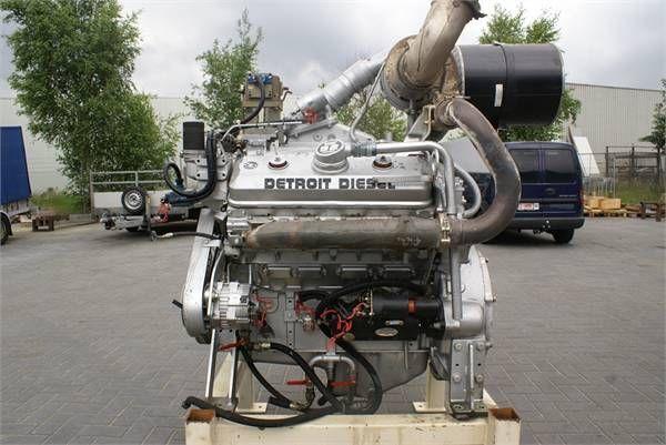 двигатель Detroit 8V92TA для другой спецтехники Detroit 8V92TA