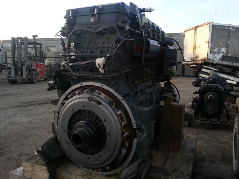 двигатель HYUNDAI D6CB для грузовика HYUNDAI HD GOLD AERO UNIVERSE