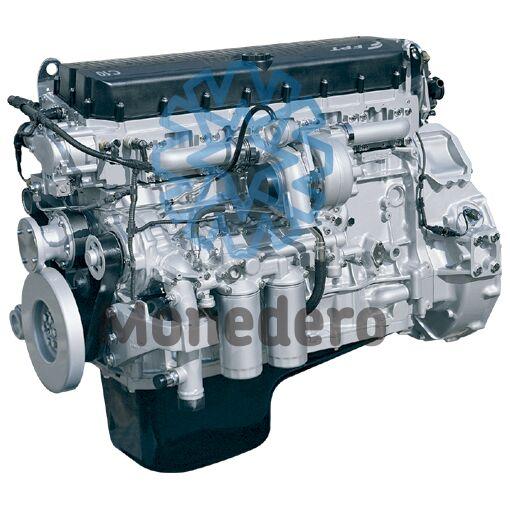 двигатель IVECO для грузовика IVECO CURSOR 8, 10 y 13 Euro 3/4/5