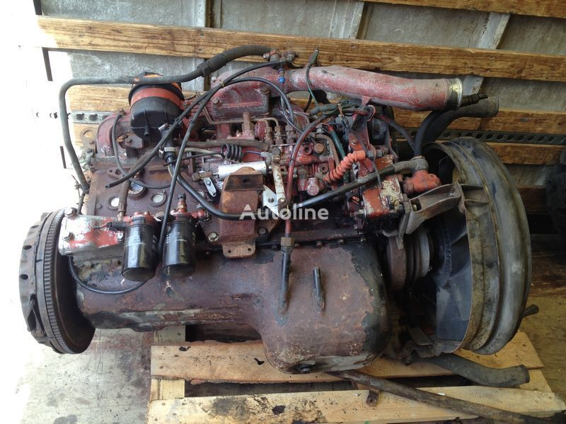 двигатель IVECO Eurocargo 8060.45S для грузовика IVECO Eurocargo