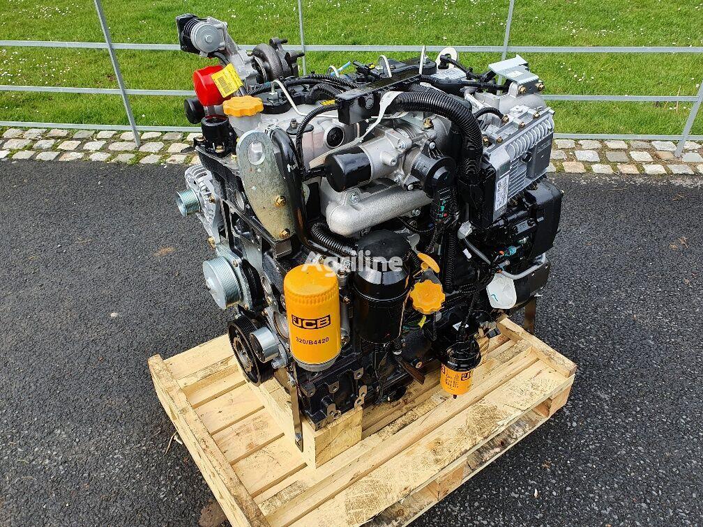 новый двигатель JCB 81kw STAGE 5 448 для трактора