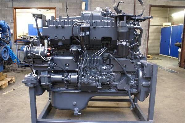 двигатель KOMATSU SA6D125 E2 для другой спецтехники KOMATSU SA6D125 E2