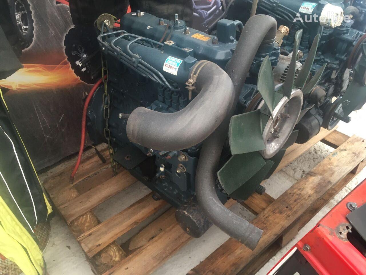 двигатель V2203-E для мини-экскаватора KUBOTA V2203-E