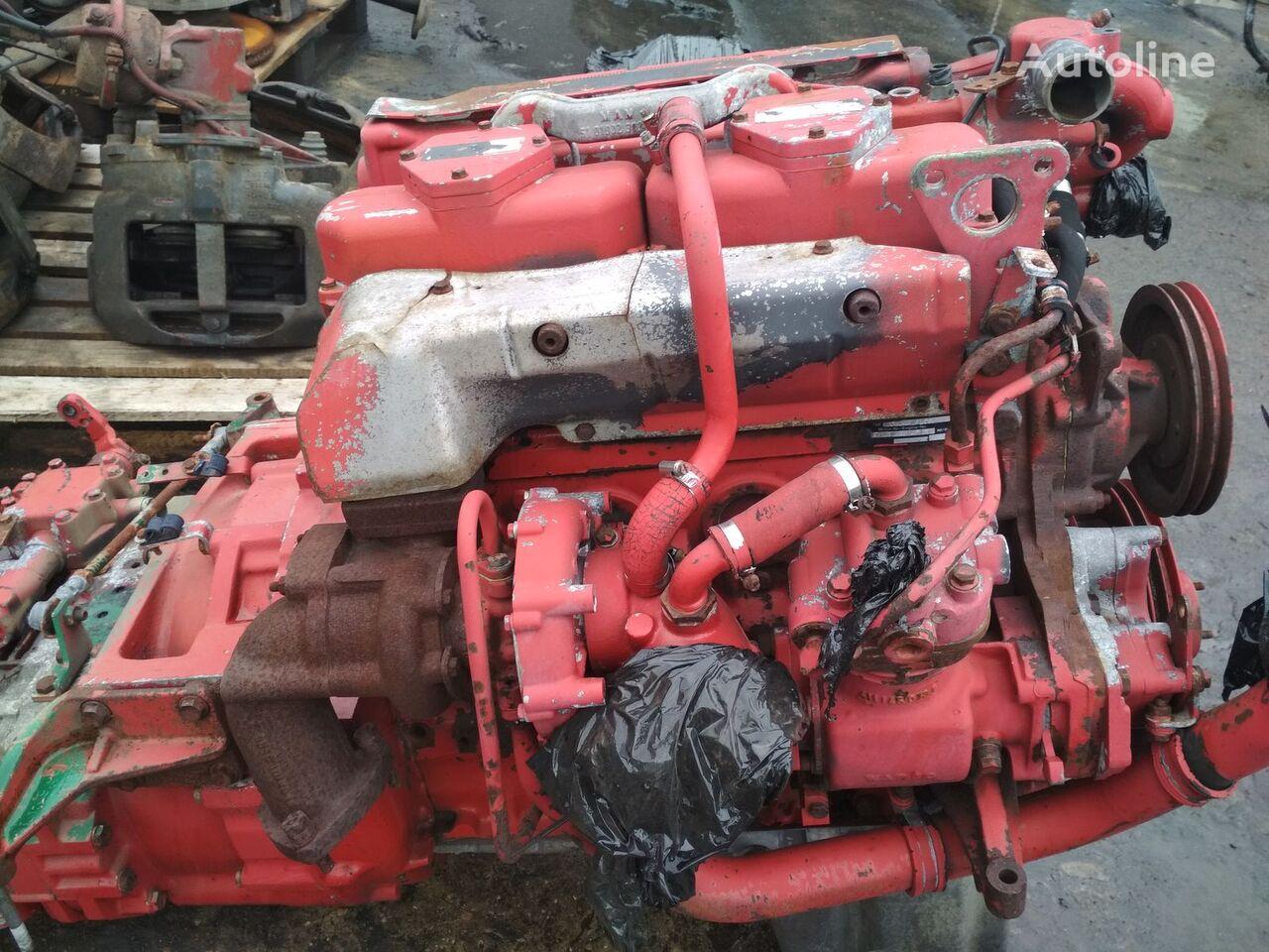 двигатель для грузовика MAN 8.150
