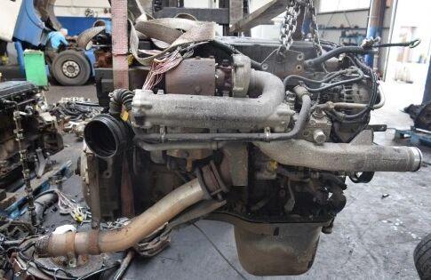 двигатель MAN (D0836LFL54) для тягача MAN TGL TGM