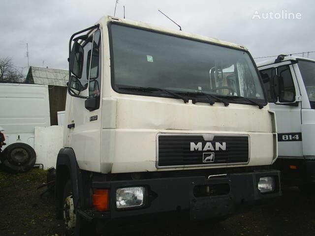 двигатель MAN D0824 для грузовика MAN 8.163