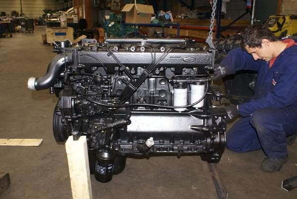двигатель MAN D0826 LF 08 для другой спецтехники MAN D0826 LF 08