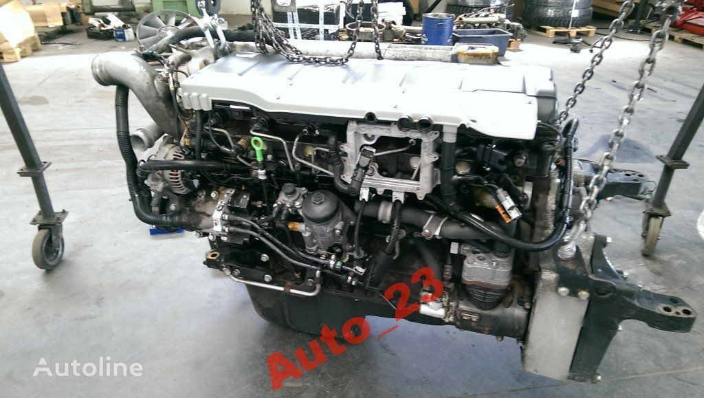 двигатель MAN D20 E3 Euro3 для грузовика MAN TGS TGX