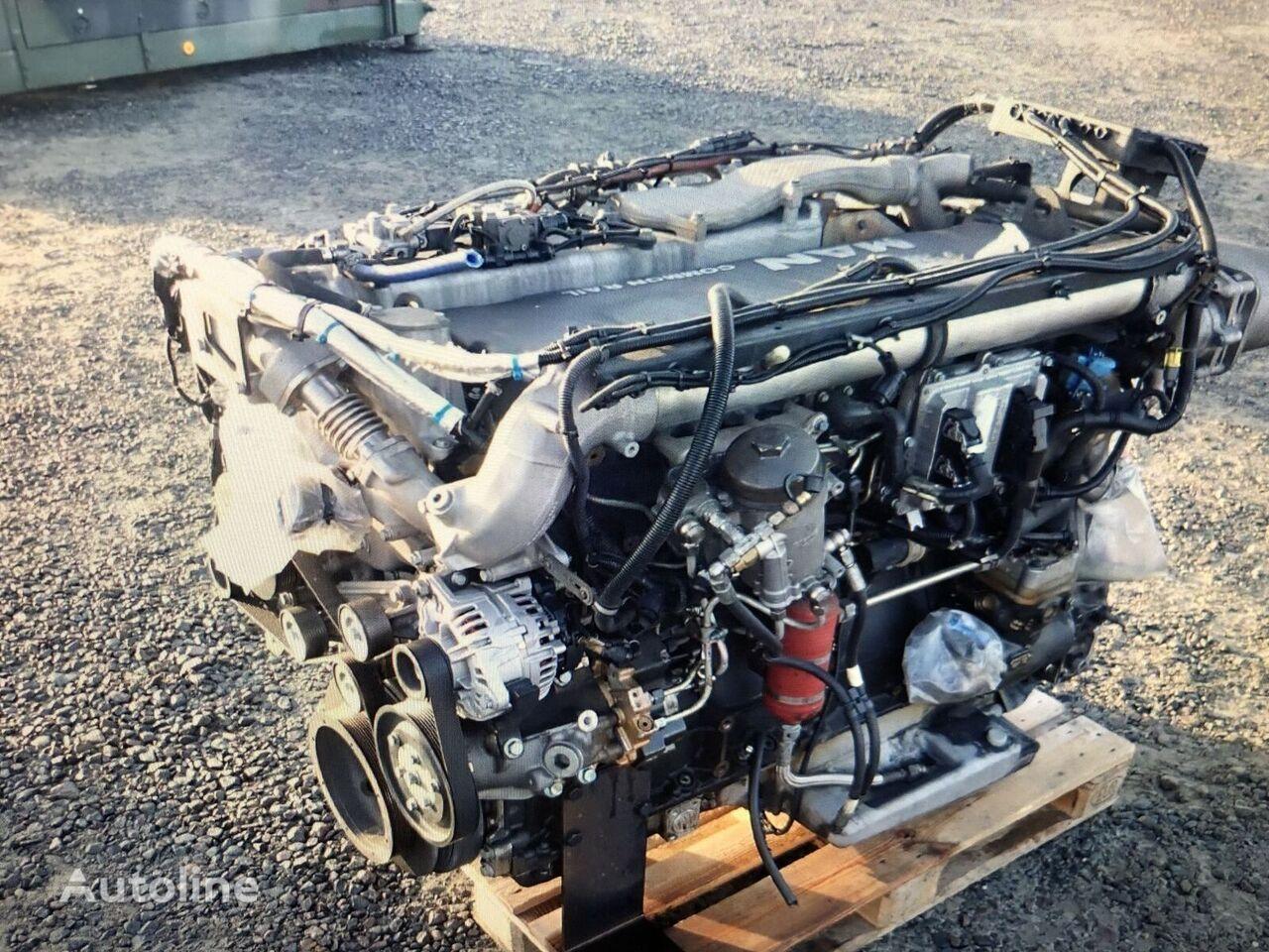 двигатель MAN D2066 LOH26 для автобуса