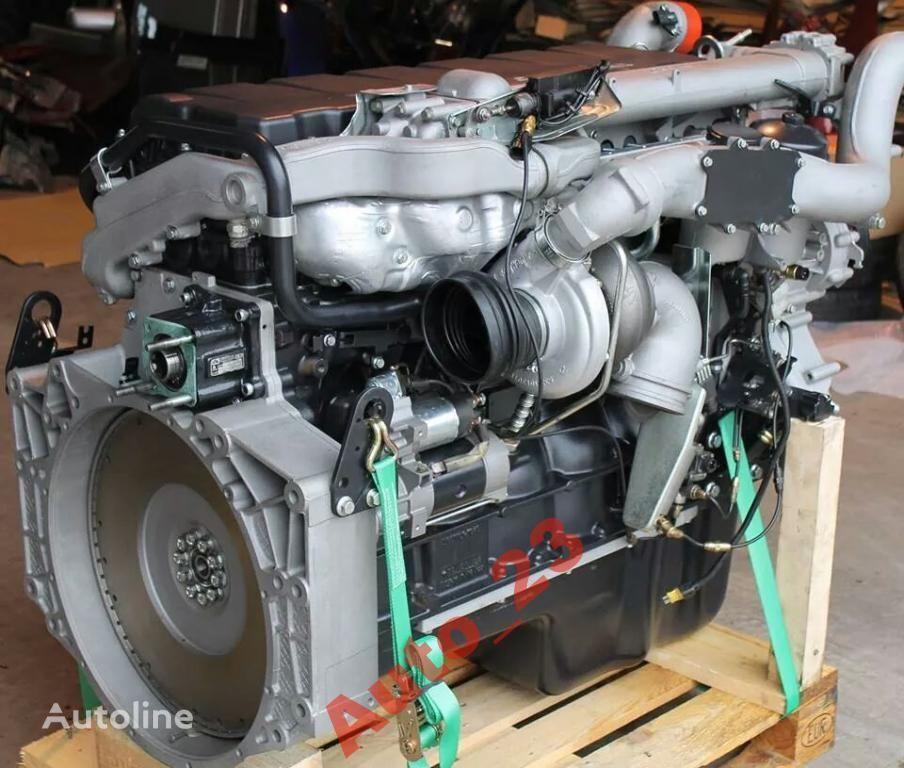 двигатель MAN D26 для тягача MAN TGX TGS TGA