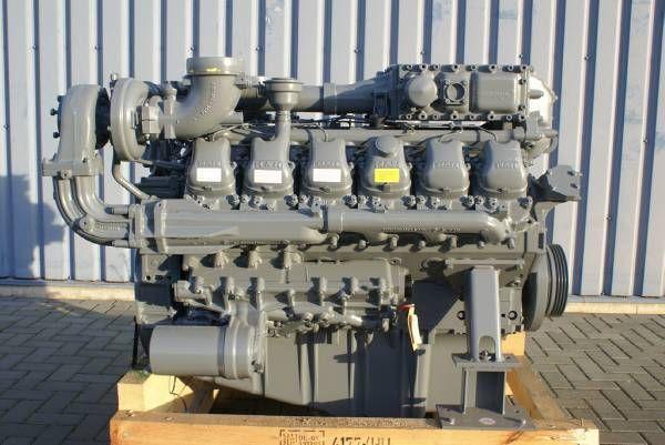 двигатель MAN D2842 LE201 NEW для другой спецтехники MAN D2842 LE201 NEW