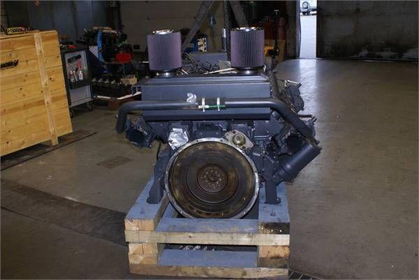 двигатель MAN D2842ME для другой спецтехники MAN D2842ME