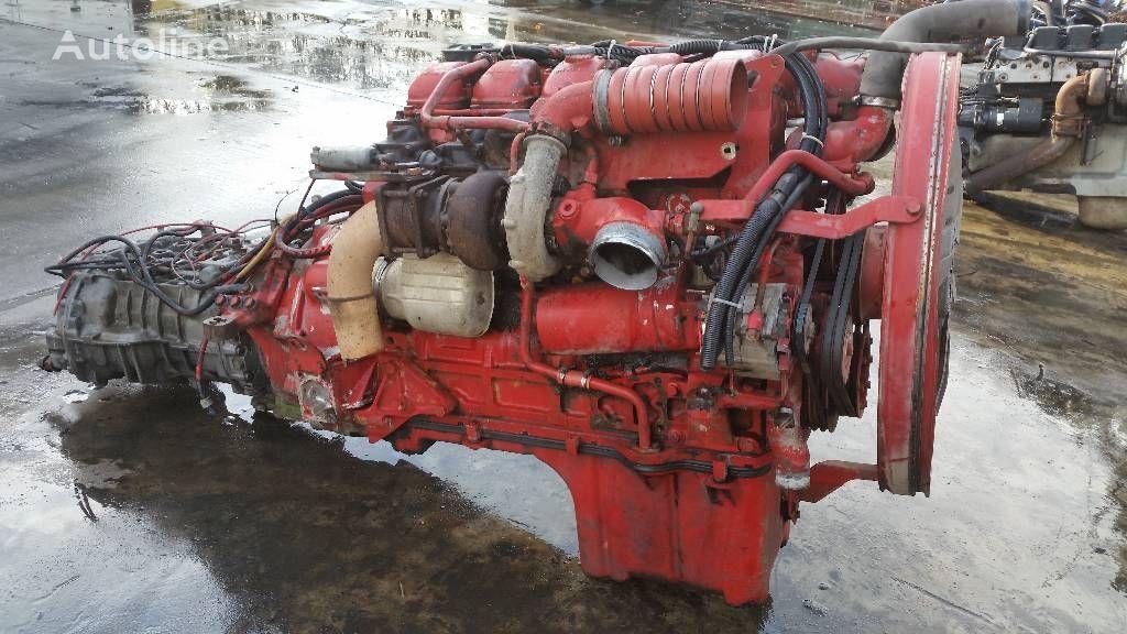 двигатель MAN D2865 для грузовика MAN D2865