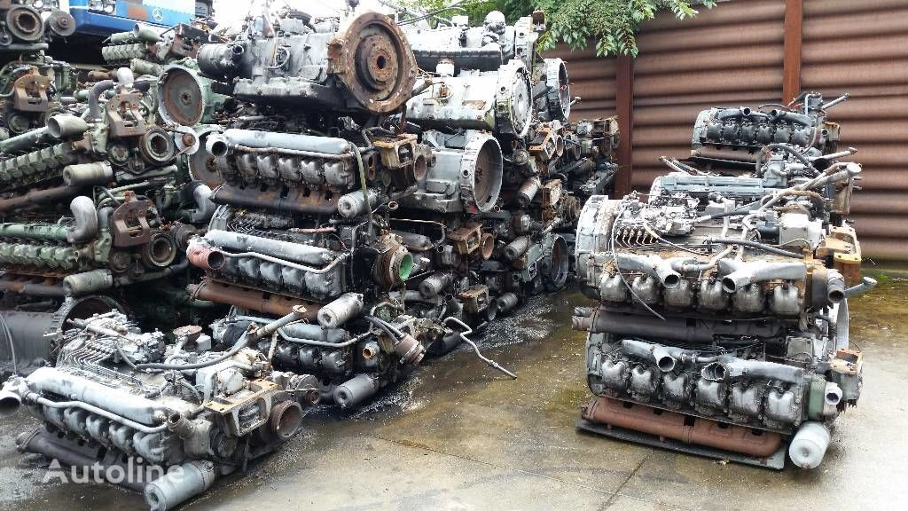 двигатель MAN D2866 D2566 для грузовика MAN D2866 D2566