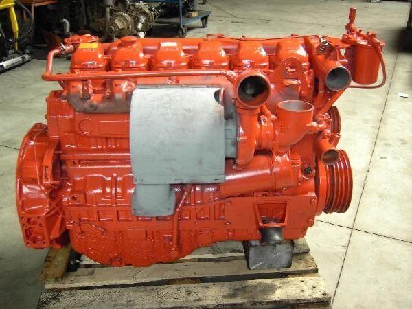 двигатель MAN D2866 LOH 01 2/3/6/7/9/20/23/28 для другой спецтехники MAN D2866 LOH 01 2/3/6/7/9/20/23/28