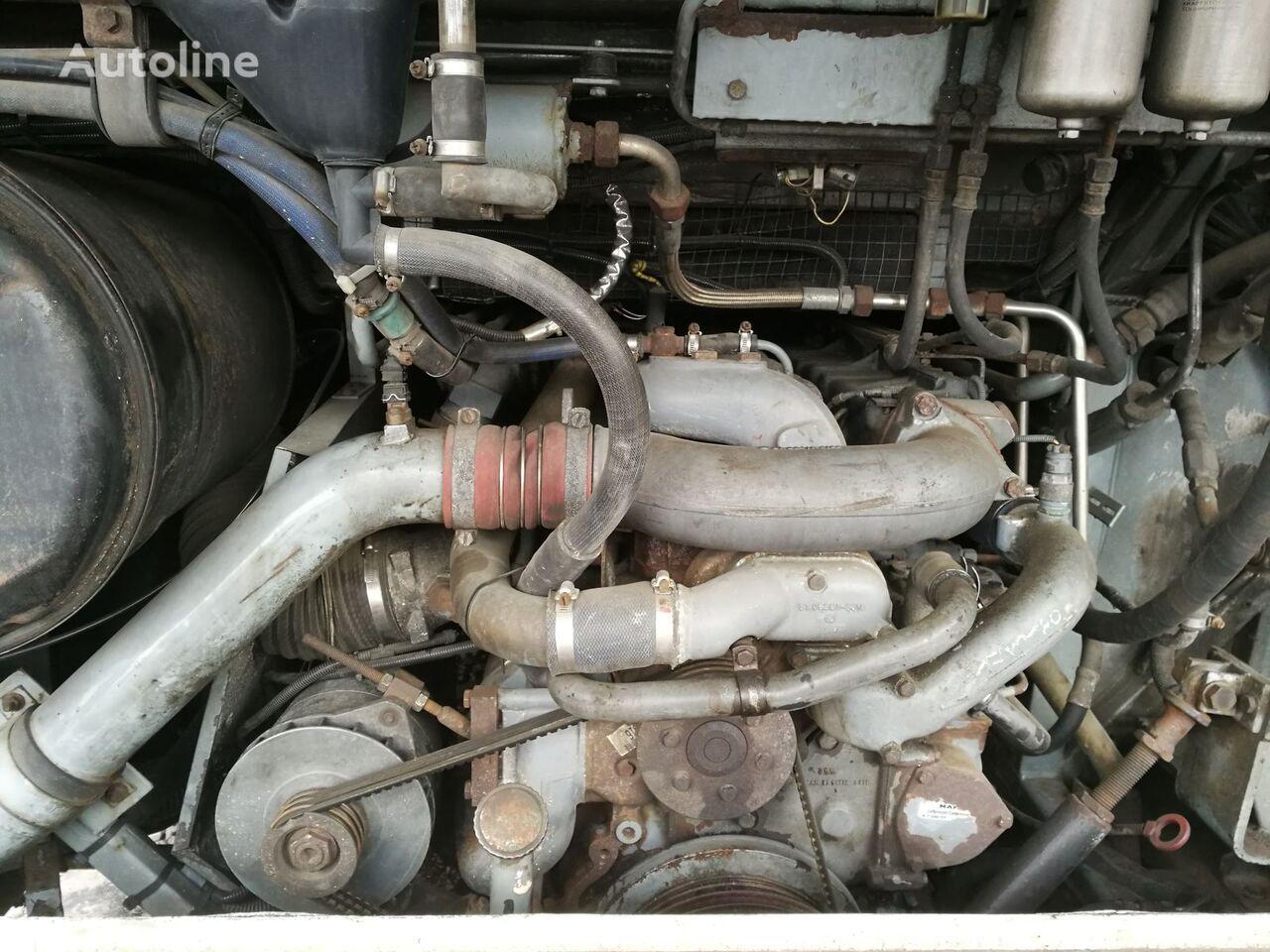 двигатель MAN D2866 LOH26 для автобуса MAN