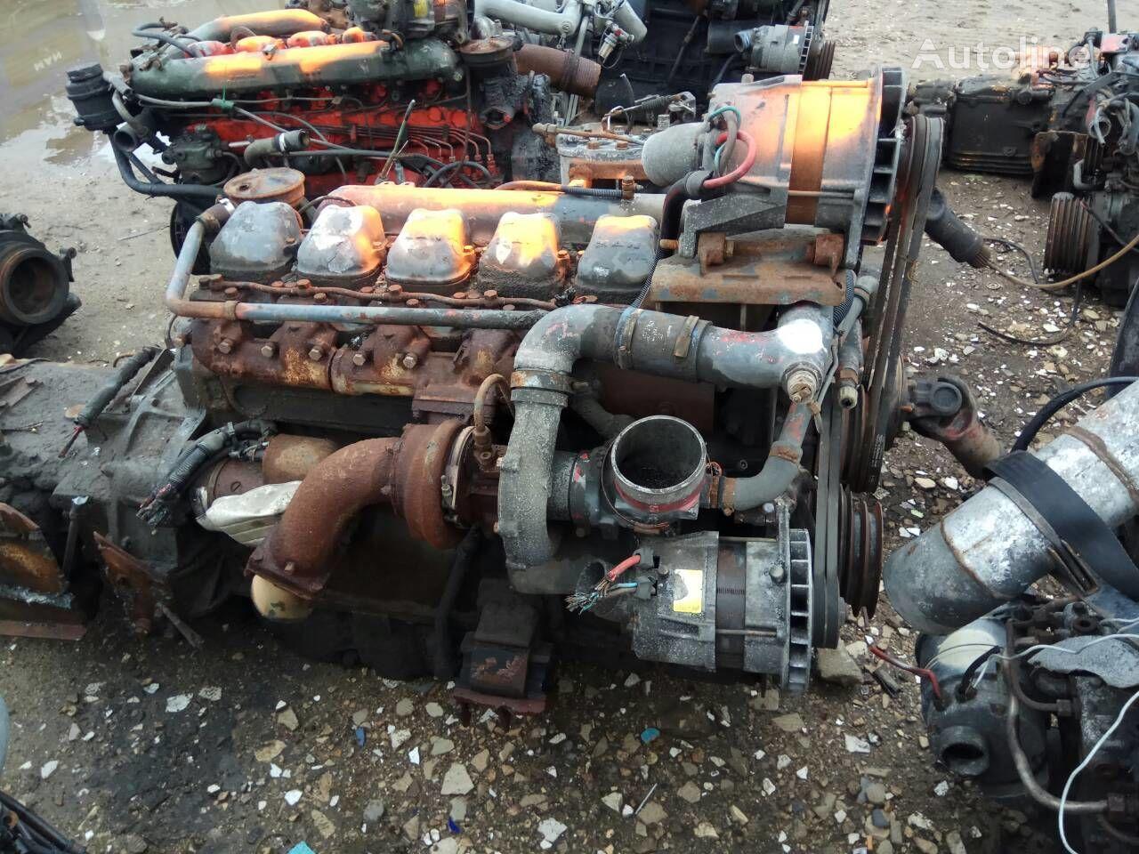 двигатель MAN D2866 LXF для грузовика MAN