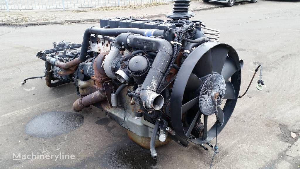 двигатель MAN D2866LF20 для другой спецтехники MAN D2866LF20