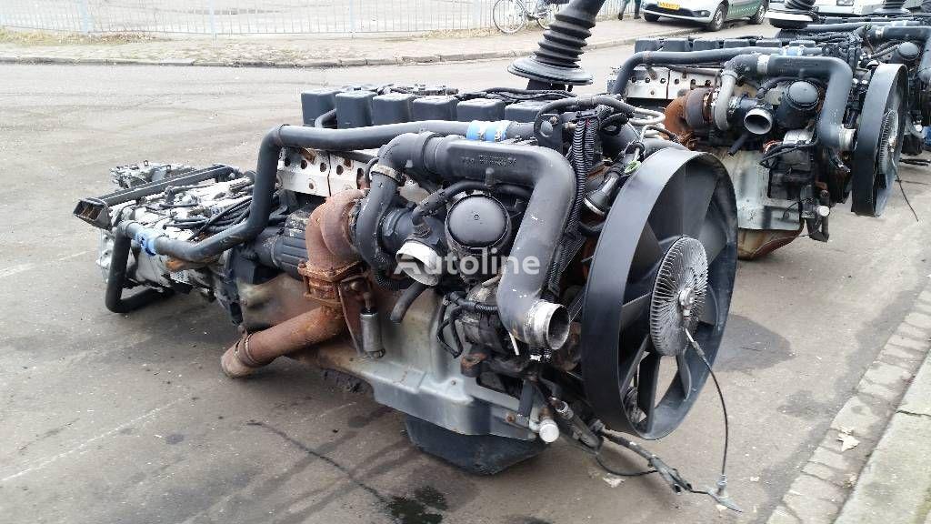 двигатель MAN D2866LF20 для тягача MAN D2866LF20